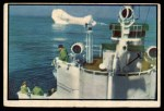 1954 Bowman Power for Peace #1   Iceberg Patrol Front Thumbnail