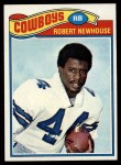 1977 Topps #459  Robert Newhouse  Front Thumbnail