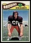 1977 Topps #47  Bob Babich  Front Thumbnail