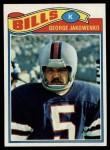 1977 Topps #446  George Jakowenko  Front Thumbnail