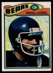 1977 Topps #279  Virgil Livers  Front Thumbnail