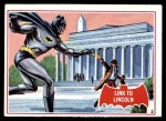 1966 Topps Batman Red Bat #17 RED  Link to Lincoln Front Thumbnail