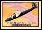 1952 Topps Wings #83   Ambassador Front Thumbnail