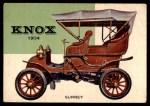 1954 Topps World on Wheels #69   Knox Surrey 1904 Front Thumbnail