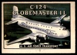 1952 Topps Wings #97   C-124 Globemaster II Front Thumbnail