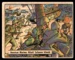 1941 Gum Inc. War Gum #91   American Marines Attack Solomon Islands Front Thumbnail