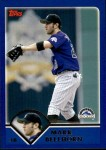 2003 Topps Traded #64 T Mark Bellhorn  Front Thumbnail