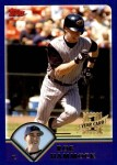 2003 Topps Traded #189 T  -  Rob Hammock First Year Front Thumbnail