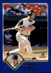 2003 Topps Traded #96 T Carlos Baerga  Front Thumbnail