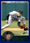 2003 Topps Traded #44 T Rey Ordonez  Front Thumbnail