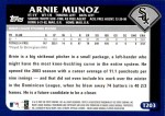 2003 Topps Traded #203 T  -  Arnie Munoz First Year Back Thumbnail