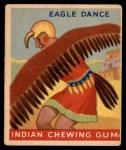 1947 Goudey Indian Gum #57   Eagle Dance Front Thumbnail