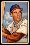 1952 Bowman #102  Peanuts Lowrey  Front Thumbnail