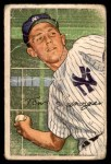 1952 Bowman #109  Tom Morgan  Front Thumbnail