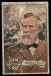 1952 Bowman U.S. Presidents #22  Rutherford Hayes    Front Thumbnail