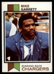 1973 Topps #431  Mike Garrett  Front Thumbnail