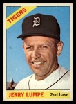 1966 Topps #161 WDG Jerry Lumpe  Front Thumbnail