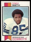 1973 Topps #393  Tody Smith  Front Thumbnail