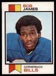 1973 Topps #120  Bob James  Front Thumbnail