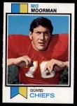 1973 Topps #84  Mo Moorman  Front Thumbnail