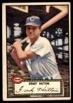 1952 Topps #6  Grady Hatton  Front Thumbnail