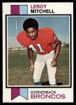 1973 Topps #217  Leroy Mitchell  Front Thumbnail