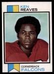 1973 Topps #308  Ken Reaves  Front Thumbnail