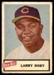 1954 Dan-Dee  Larry Doby  Front Thumbnail