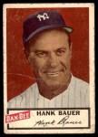 1954 Dan-Dee  Hank Bauer  Front Thumbnail