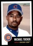 2002 Topps Heritage #105  Michael Tucker  Front Thumbnail