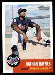 2002 Topps Heritage #24  Nathan Haynes  Front Thumbnail