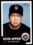 2002 Topps Heritage #142  Kevin Appier  Front Thumbnail