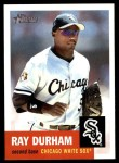 2002 Topps Heritage #86  Ray Durham  Front Thumbnail