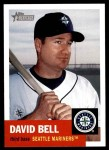 2002 Topps Heritage #178  David Bell  Front Thumbnail