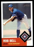 2002 Topps Heritage #23  Rob Bell  Front Thumbnail