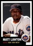 2002 Topps Heritage #187  Matt Lawton  Front Thumbnail