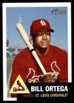 2002 Topps Heritage #58  Bill Ortega  Front Thumbnail
