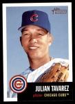 2002 Topps Heritage #35  Julian Tavarez  Front Thumbnail