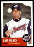 2002 Topps Heritage #196  Bart Miadich  Front Thumbnail