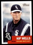 2002 Topps Heritage #169  Kip Wells  Front Thumbnail