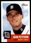 2002 Topps Heritage #181  Adam Pettyjohn  Front Thumbnail