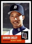 2002 Topps Heritage #185  Damion Easley  Front Thumbnail