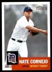 2002 Topps Heritage #80  Nate Cornejo  Front Thumbnail