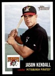2002 Topps Heritage #146  Jason Kendall  Front Thumbnail