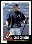 2002 Topps Heritage #195  Craig Counsell  Front Thumbnail