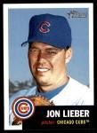 2002 Topps Heritage #110  Jon Lieber  Front Thumbnail