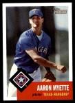 2002 Topps Heritage #65  Aaron Myette  Front Thumbnail