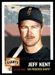 2002 Topps Heritage #152  Jeff Kent  Front Thumbnail