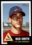 2002 Topps Heritage #159  Bud Smith  Front Thumbnail