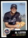 2002 Topps Heritage #89  Al Leiter  Front Thumbnail